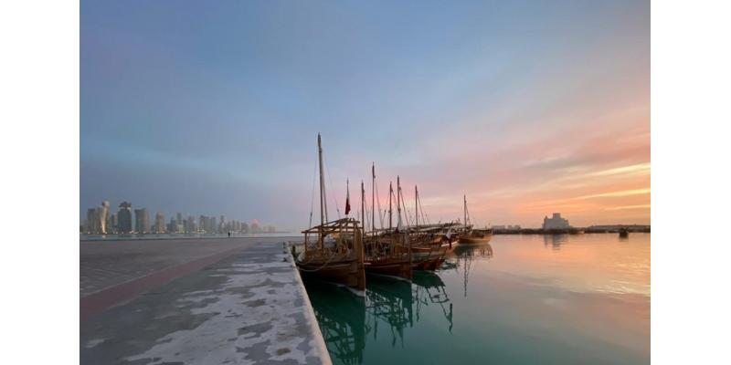 الأرصاد الجوية: طقس معتدل الحرارة على الساحل وصحو في البحر الليلة