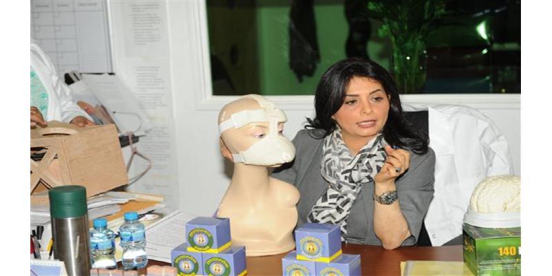 سيدة أعمال من أصل مصري تشعل مواقع التواصل الاجتماعي بالكويت.. ما القصة؟