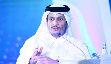 وزير الخارجية: إرادة مشتركة لبناء أسس قوية بين دول مجلس التعاون